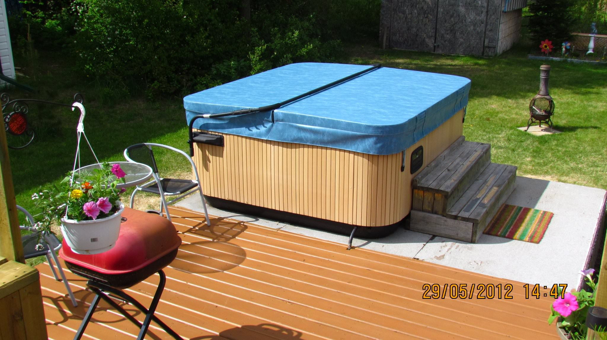 hot tub covers