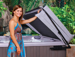 hot tub cover lifter buying guide