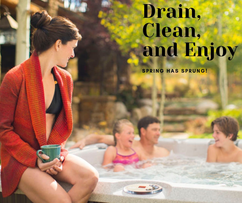 How to Drain and Clean Your Hot Tub