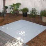 easy hot tub pad