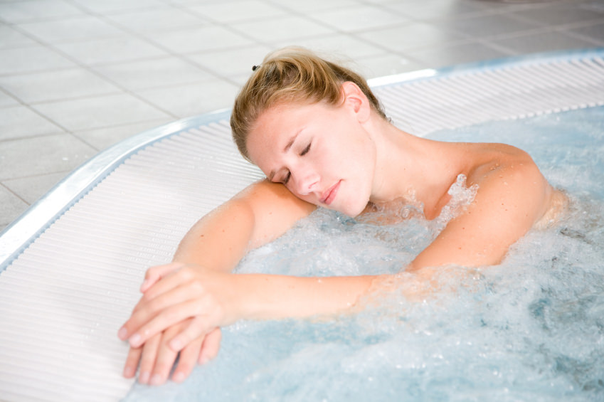 hot tub health