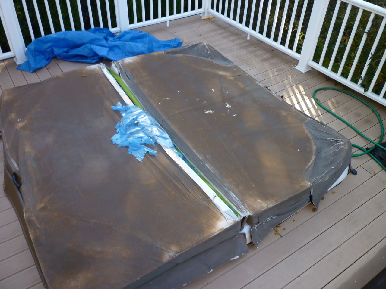 you need a New Hot Tub Cover