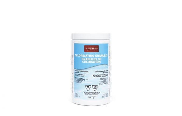 chlorinating-granules
