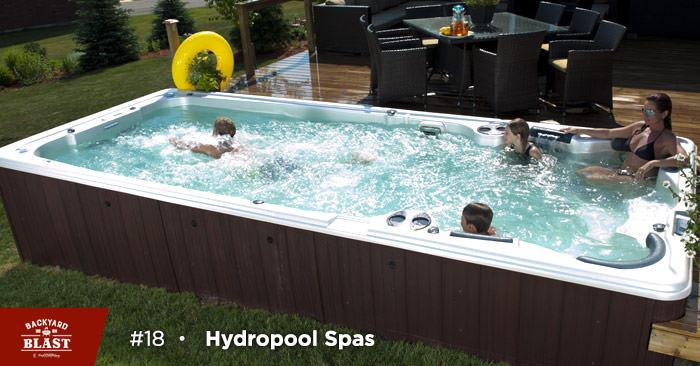 Hydropool Spas