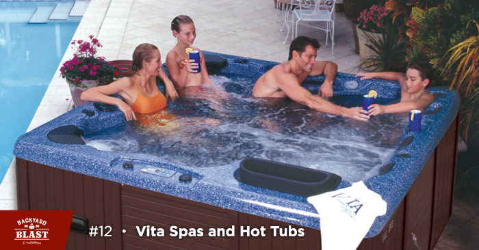 Vita Spas and Hot Tubs