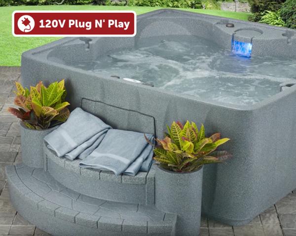 600 hot tub