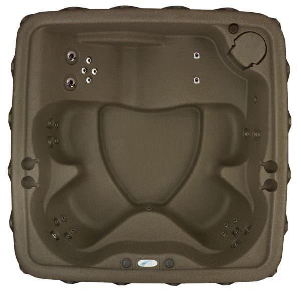 Aquarest Premium 500 Brown top view