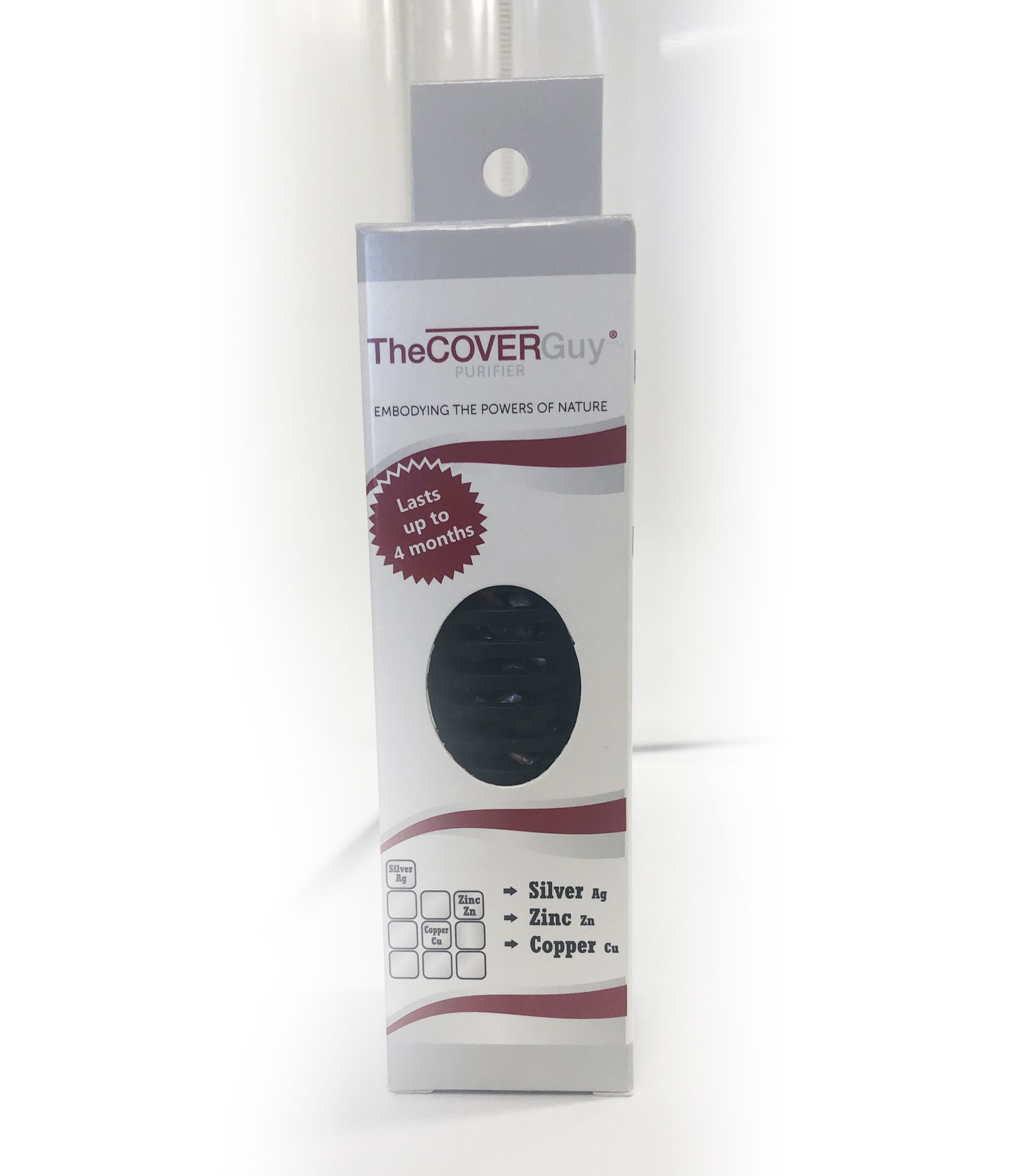 The Cover Guy Mineral Purifier