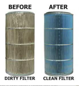 filtre sale